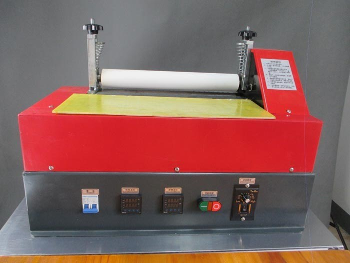 400mm Hot Melt Glue Machine Laminating Machine