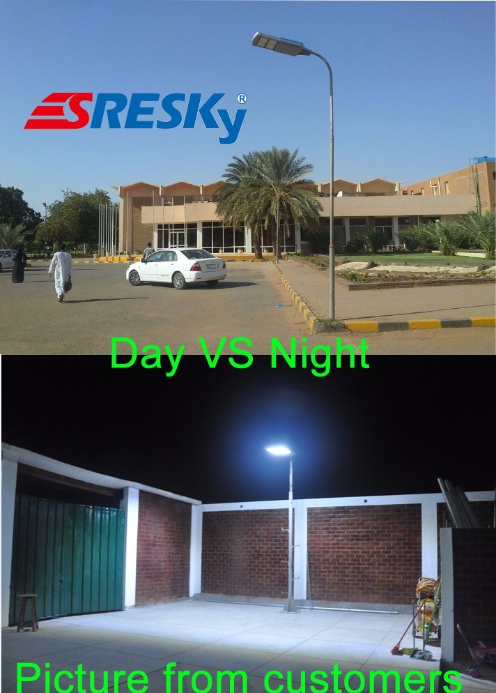 Energy Saving High Quality LED Solar Street Light Manufacturer