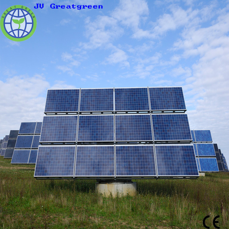 Big Capacity Jv Greatgreen Solar Power System