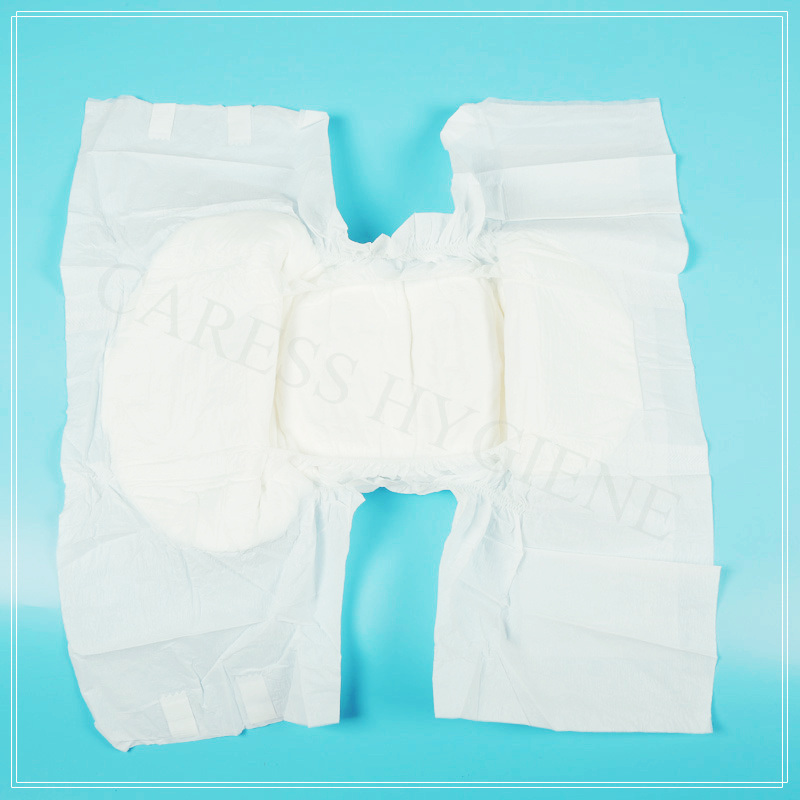 Strong Absorption of Soft Disposable Adult Diapers