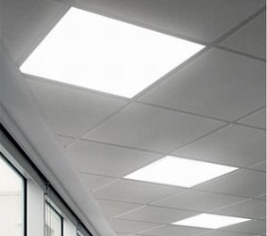 RoHS Ce SMD4014 600X600 Square LED Panel Light 130lm/W