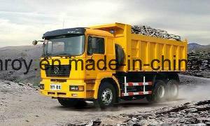 C&C 390PS 8X4 Heavy Cargo Dump Truck