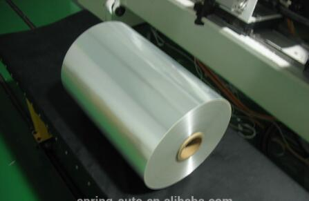 Igh Glossy Corona Treated BOPET Film for Printing
