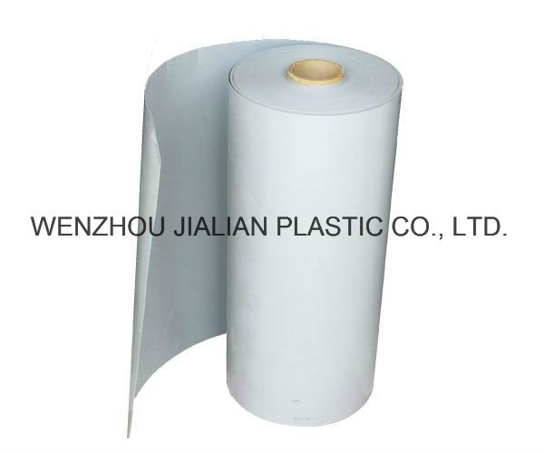 Rigid PVC Film/Sheet White Matte Sheet