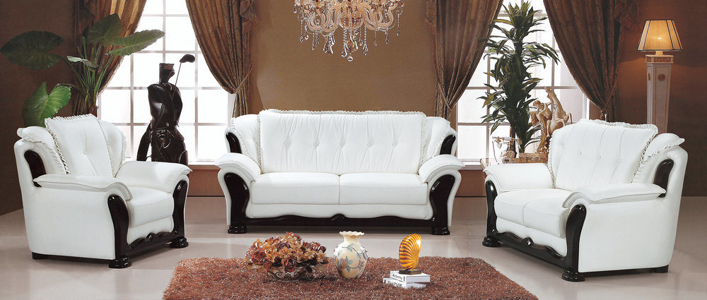 New Arrival Leather Sofa, Home Furniture, Office Furniture, Hotel Furniture (A05)