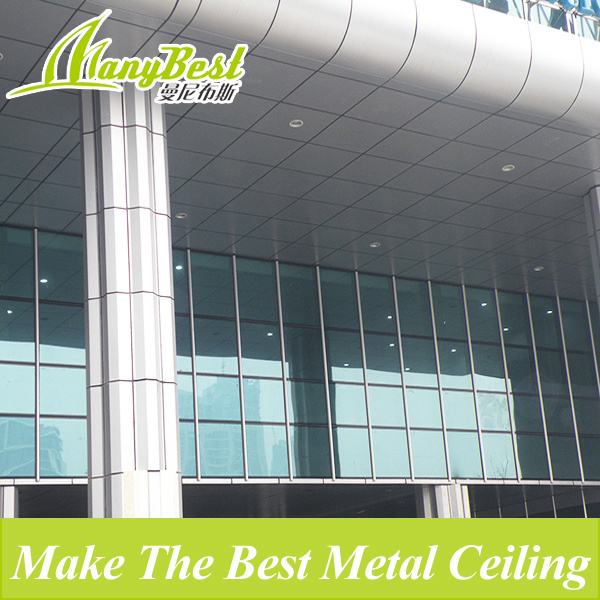 2017 Cost Price Aluminum Facade Panel for Interior and Exterior