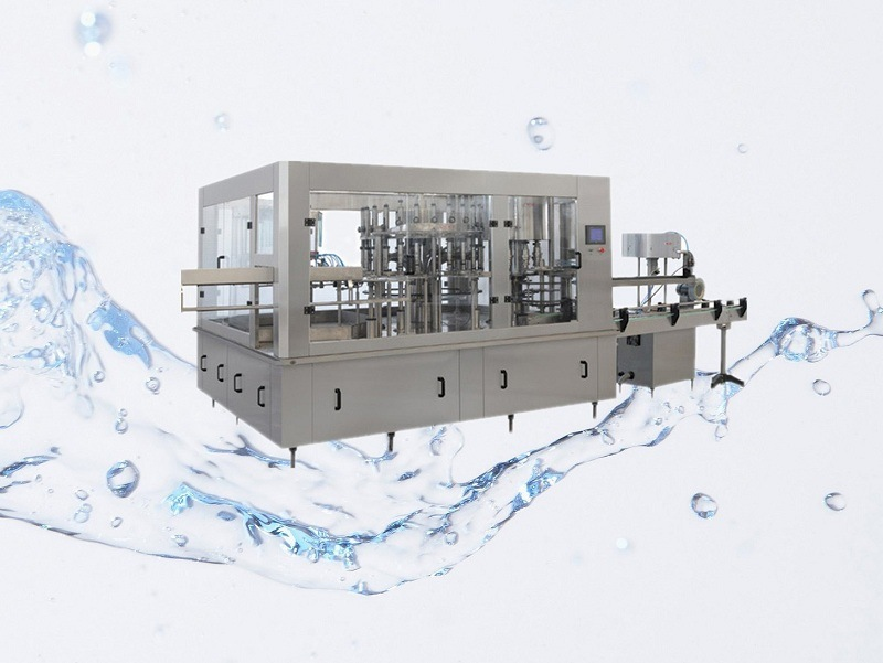 SGS Automatic CXGF32-32-10 15000bph Mineral Water Filling Machine