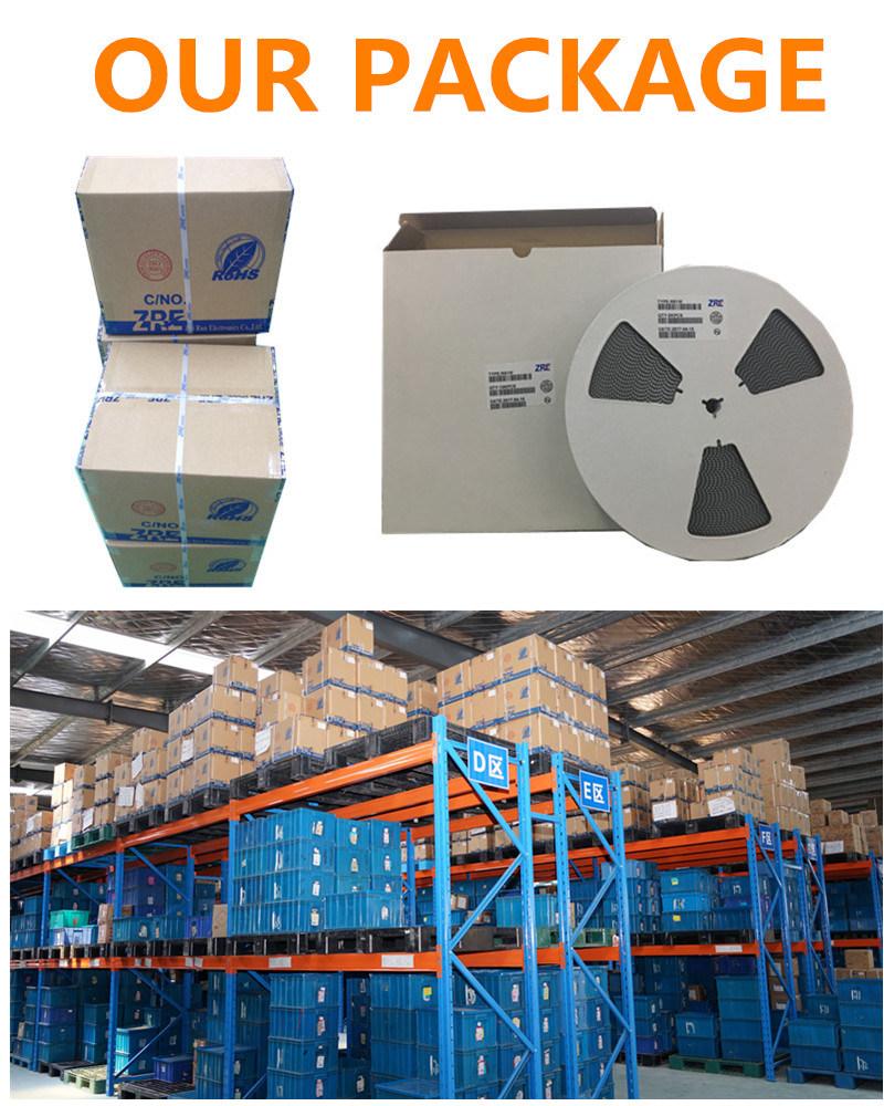 1A Schottky Barrier Rectifier Diode Ss12 Thru Ss120 SMB-Do/214AA Package