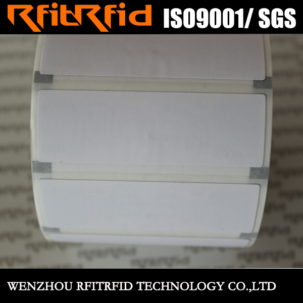 Thermal Paper Small Size Alien H3 RFID Label Tags