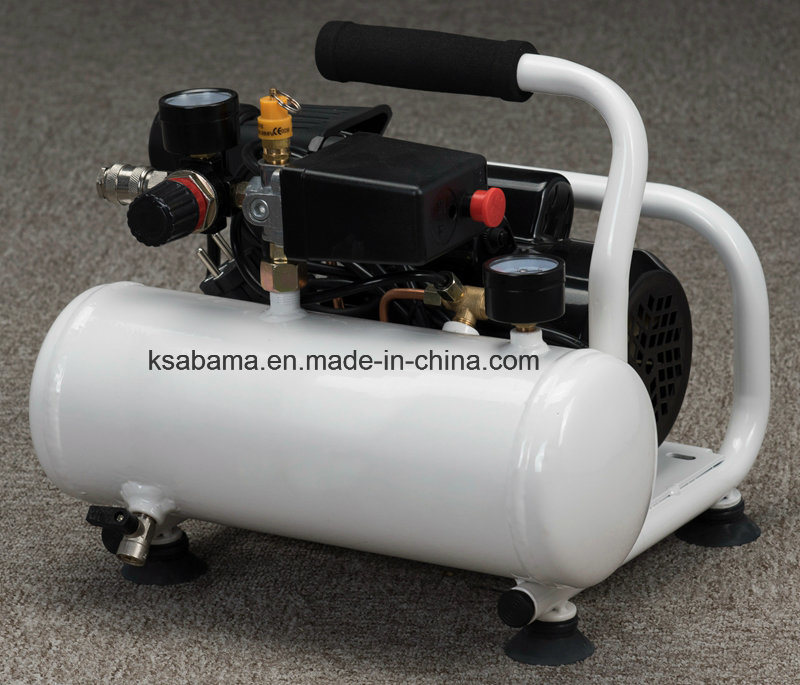 Ta-0304 0.5HP with 4L Tank Handcarry Oil Free Air Compressor
