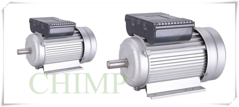 Ml Series Aluminum Housing Single Phase Dual-Capacitor Induction Motor
