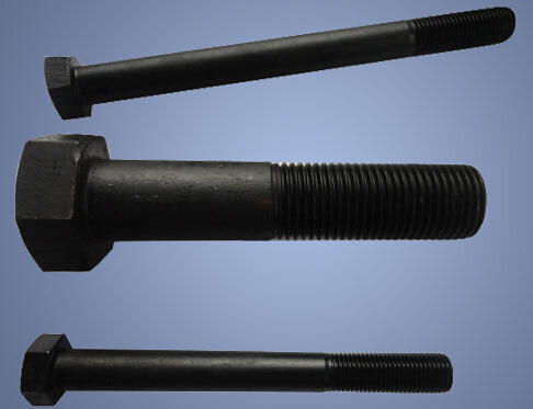 DIN 931 Hex Bolts Carbon Steel Bolt