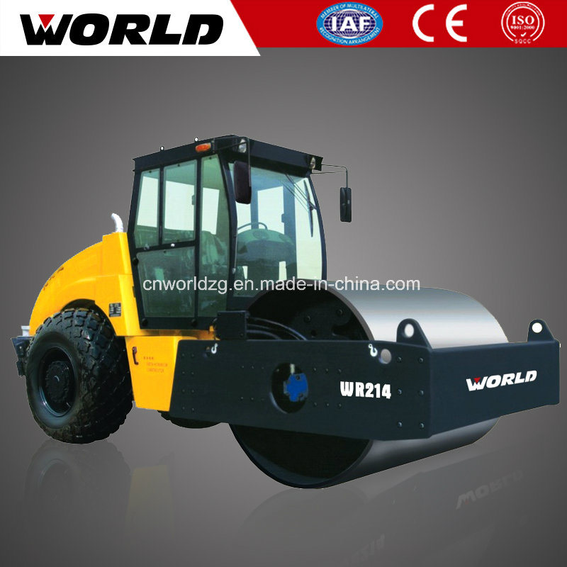 Single Drum Vibratory Road Roller (WR214)