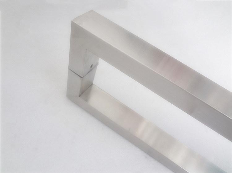 O Style Stainless Steel Hinges Door Handle