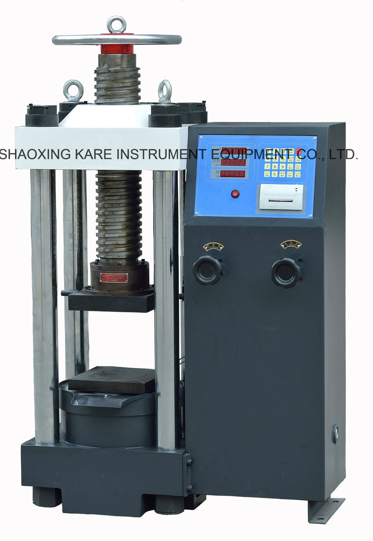 Digital Display Compression Testing Machine (YE-2000C)