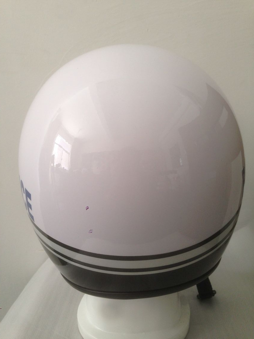 High Quality Hlaf Face Motorcycle Police Helmet From China, ABS, DOT, ECE, Factory Price