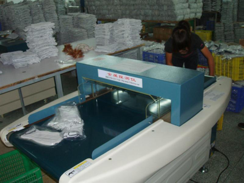 Metal Detector and Fabric Inspection Machine (GW-058A)