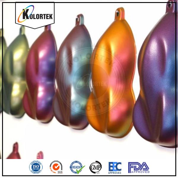 Automotive Color Shift Pearls Paint Pigment