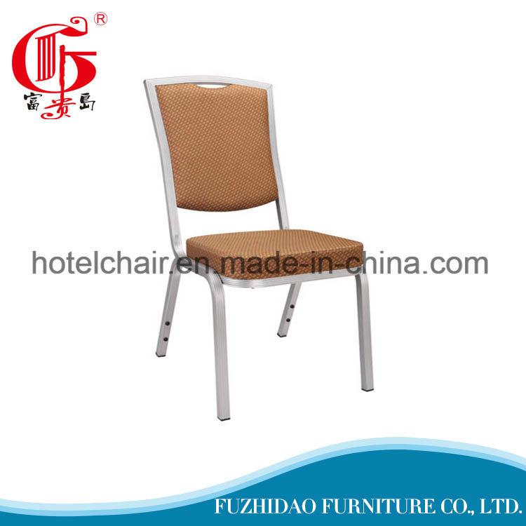 Restaurant Stackable Aluminum Banquet Chairs in Foshan