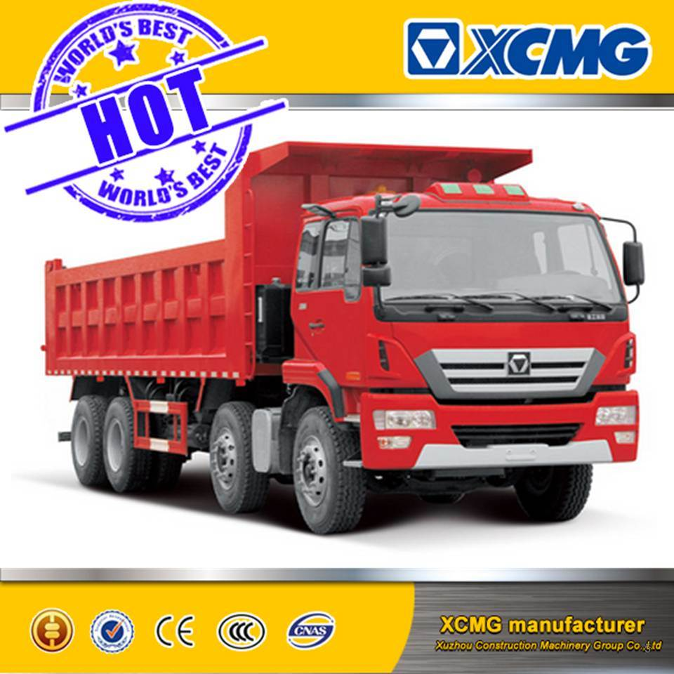 XCMG Official Dump Truck/Tipper Truck/Tractor Truck/Cargo Truck for Sale