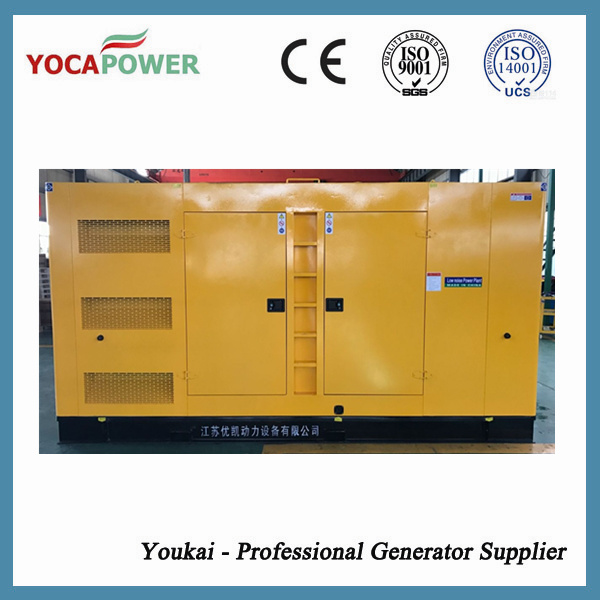 200kVA Cummins Electric Generator Silent Generators Diesel Engine