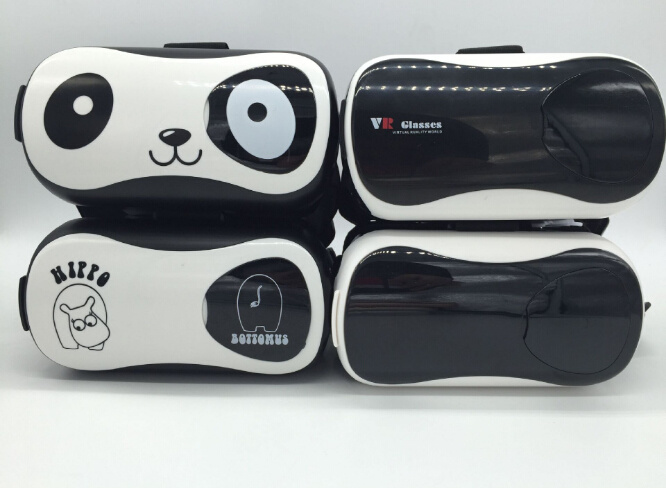 Vr Box Google Cardboard Virtual Reality 3D Glasses