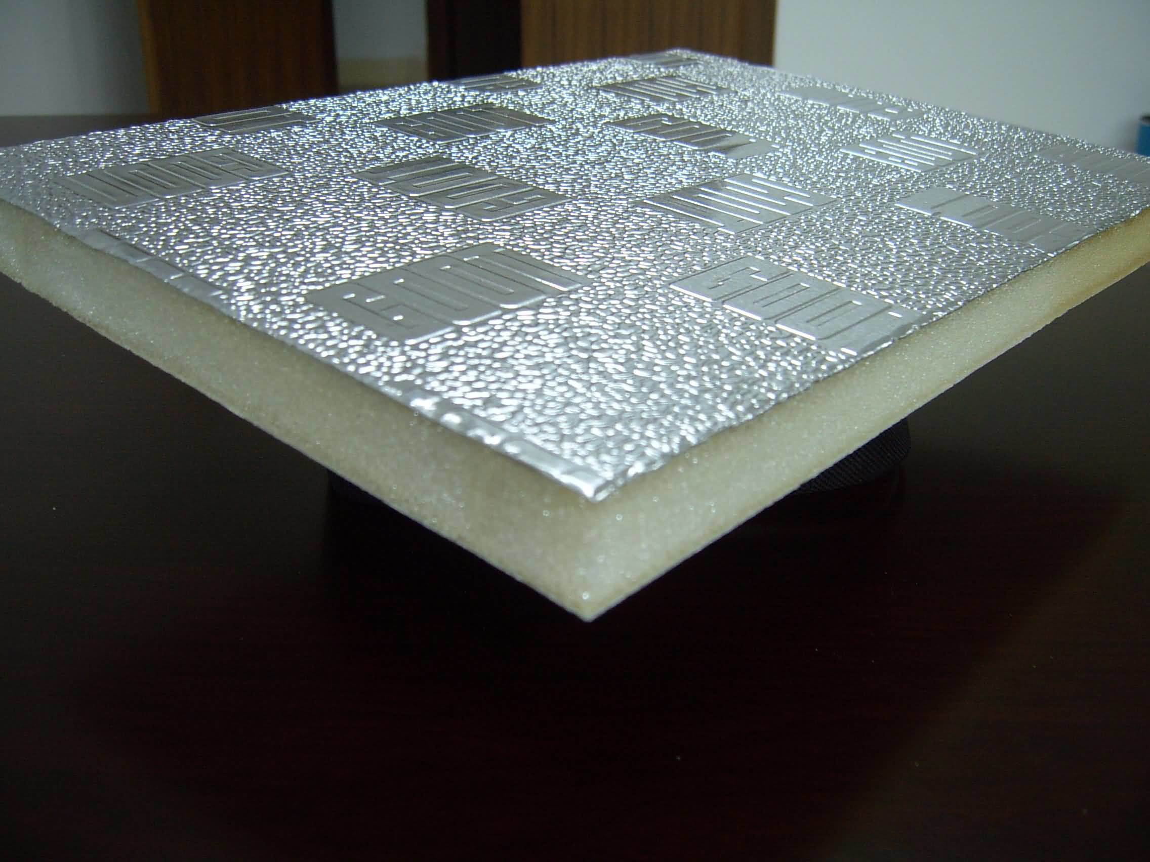 Polyurethane Foam Panels : China polyurethane foam ducting panel