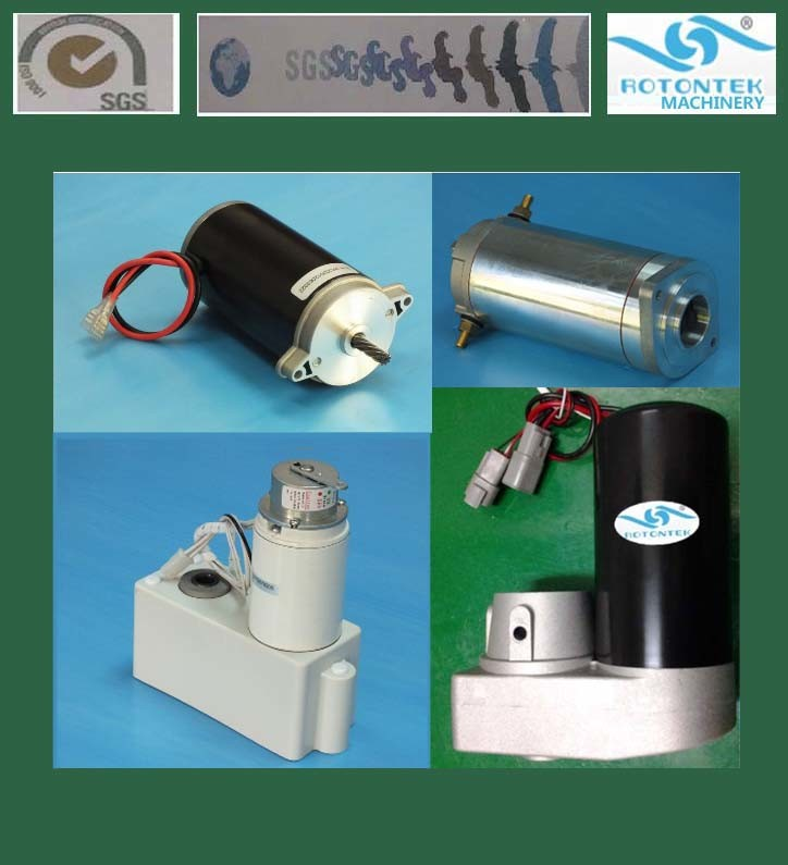 12v Electric Gearbox Dc Motor China Dc Gear Motor