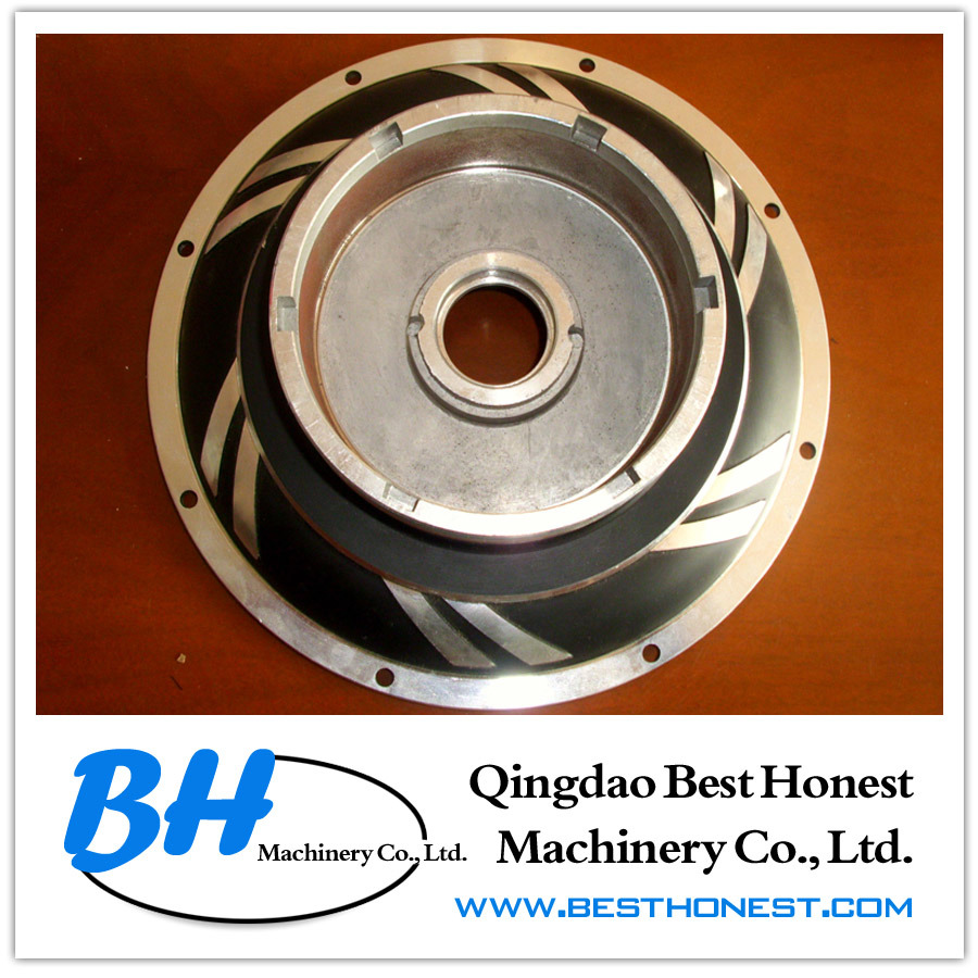 Aluminum Wheel for Electric Motor