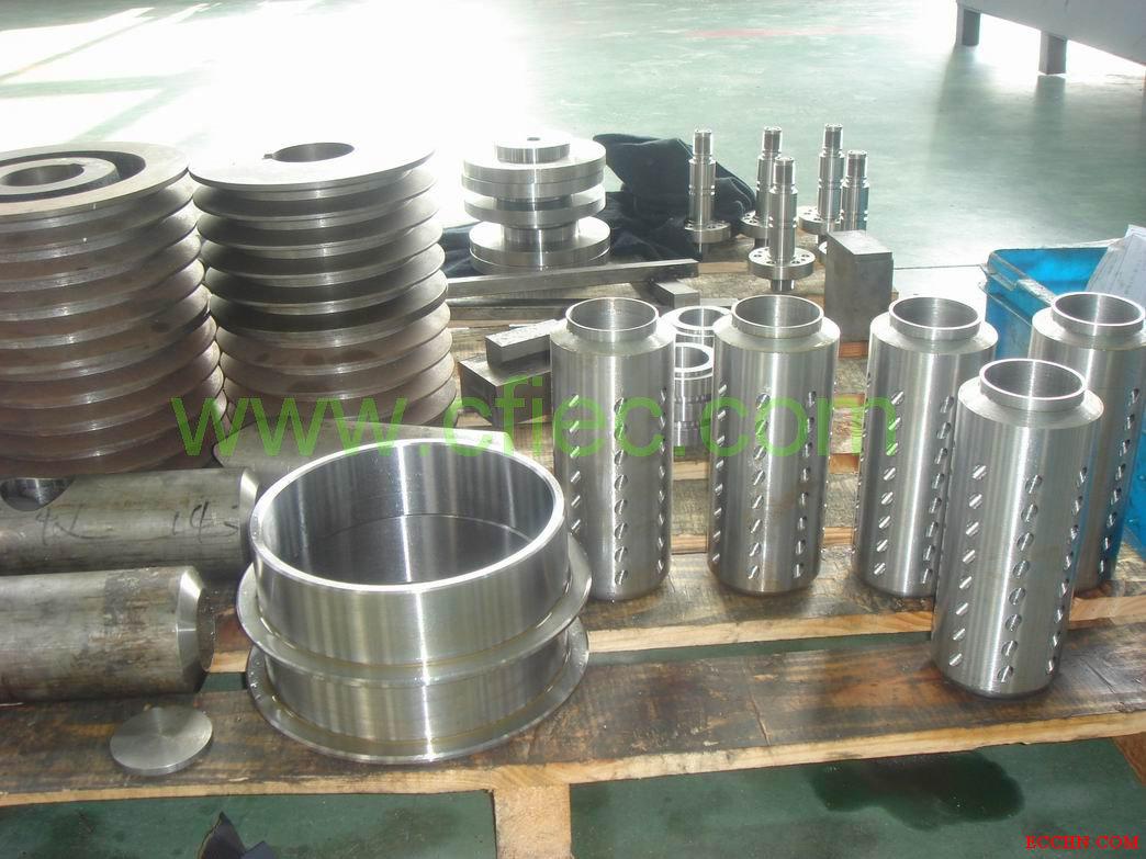big machine parts