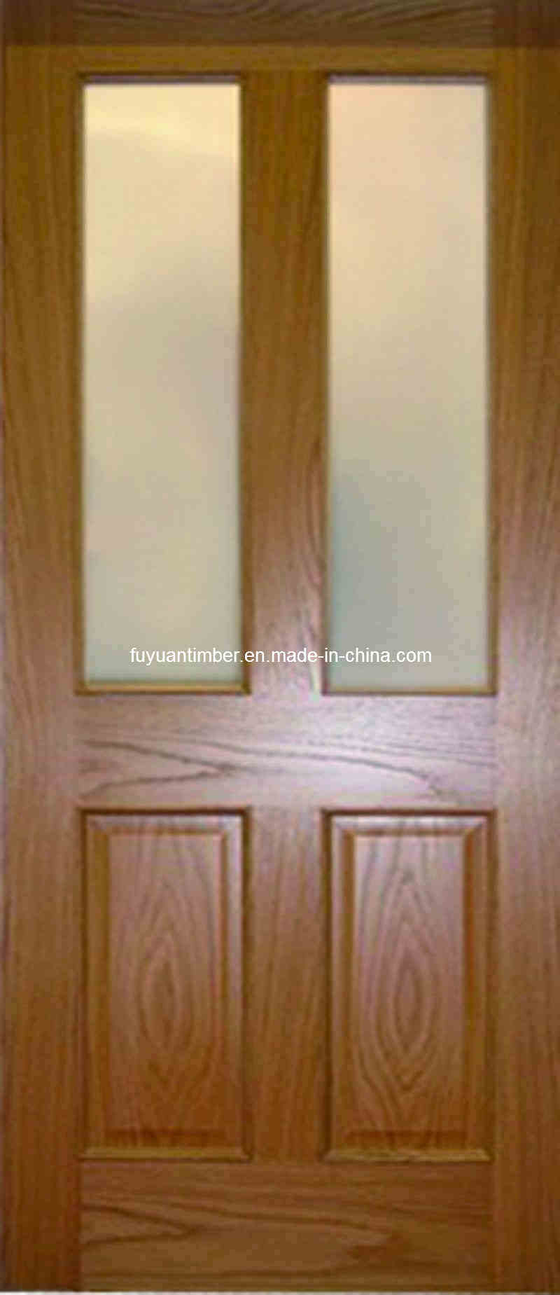Home entrance door solid wood door for Wood door with glass