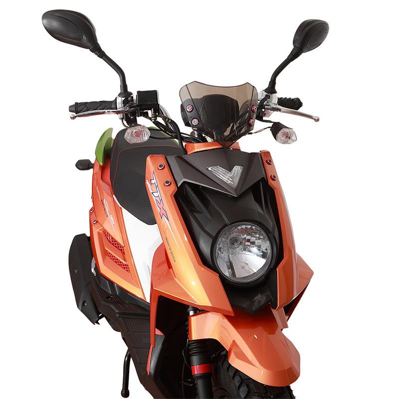 Sanyou 125cc-250cc Gasoline Scooter Ttx