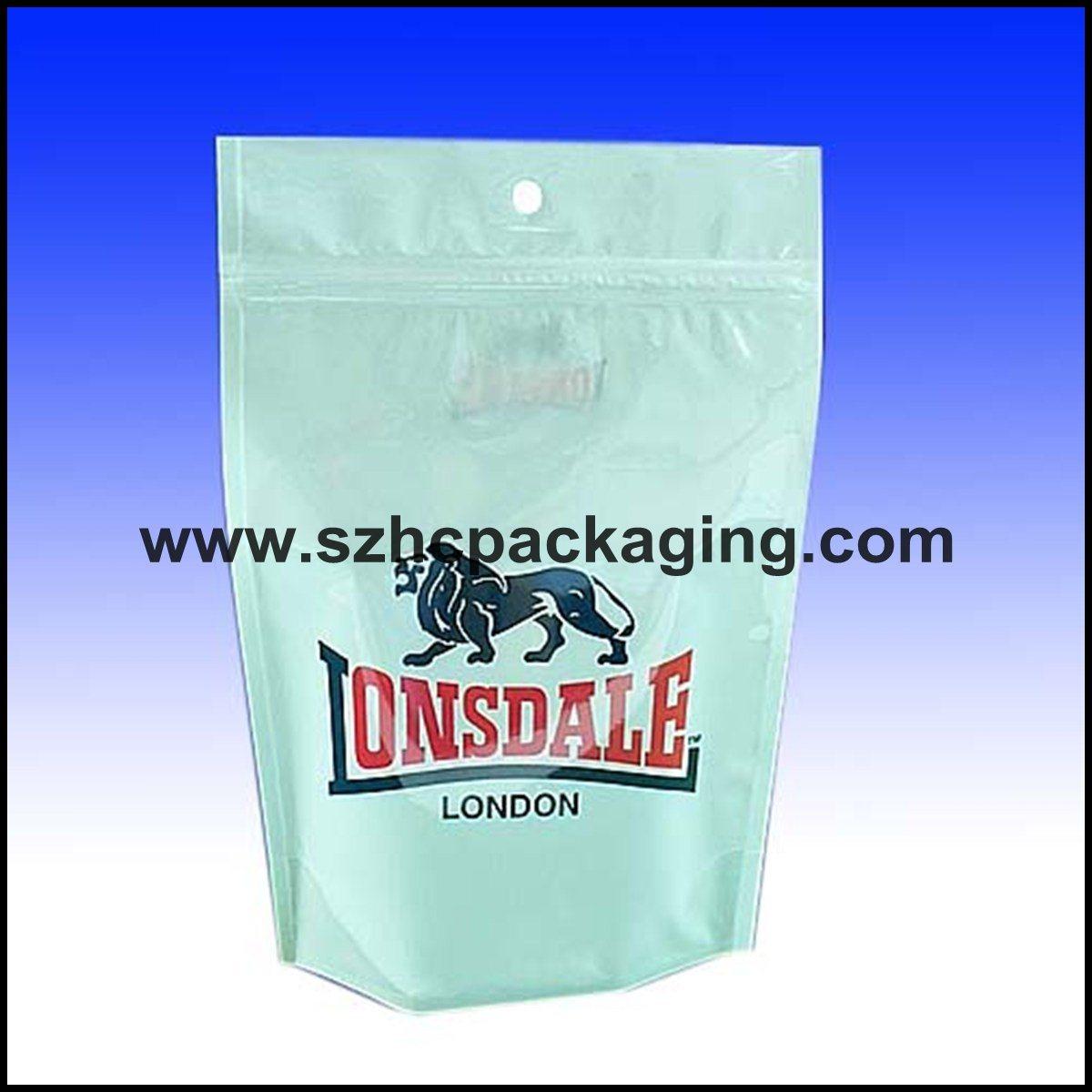 Zipper Food Packaging Bag (L)