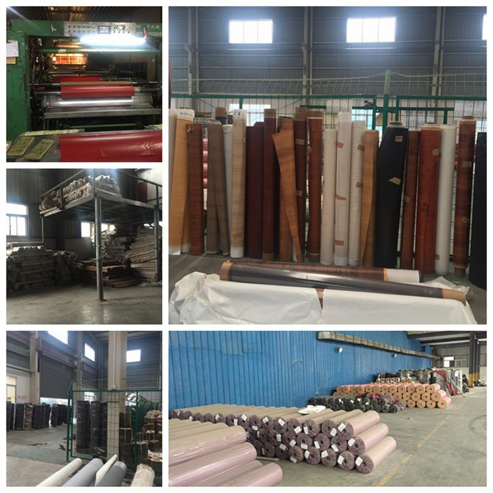 Wood Grain PVC Decorative Foil/Film for Door/Cabinet/Board Vacuum Membrane Press