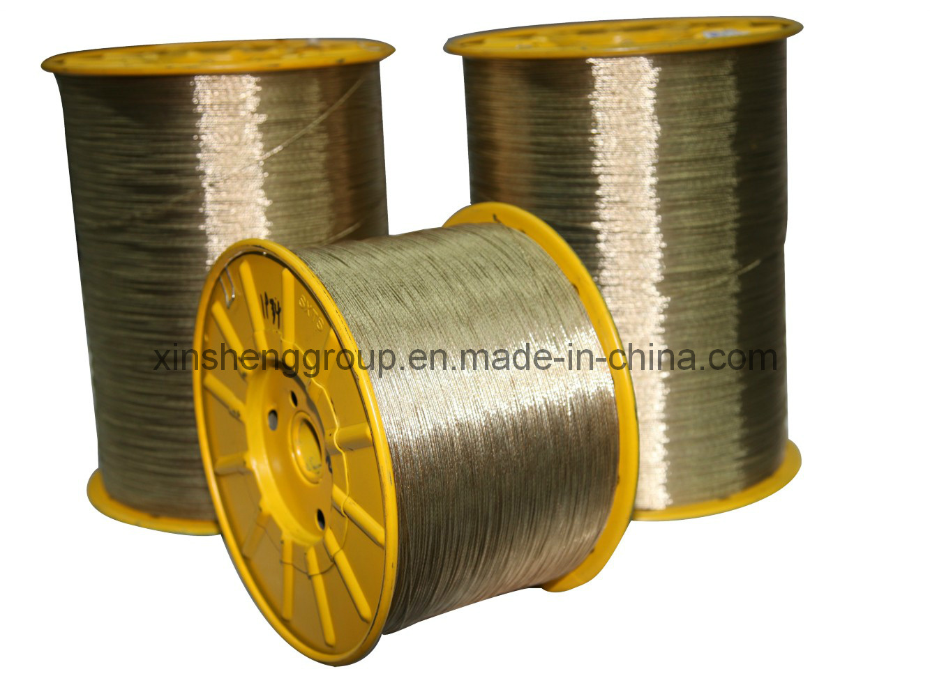 China Supplier of Brass Coated Tire Steel Cord