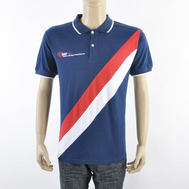 China brand polo shirt t shirt brand new black 18 for Custom printed polo shirts cheap