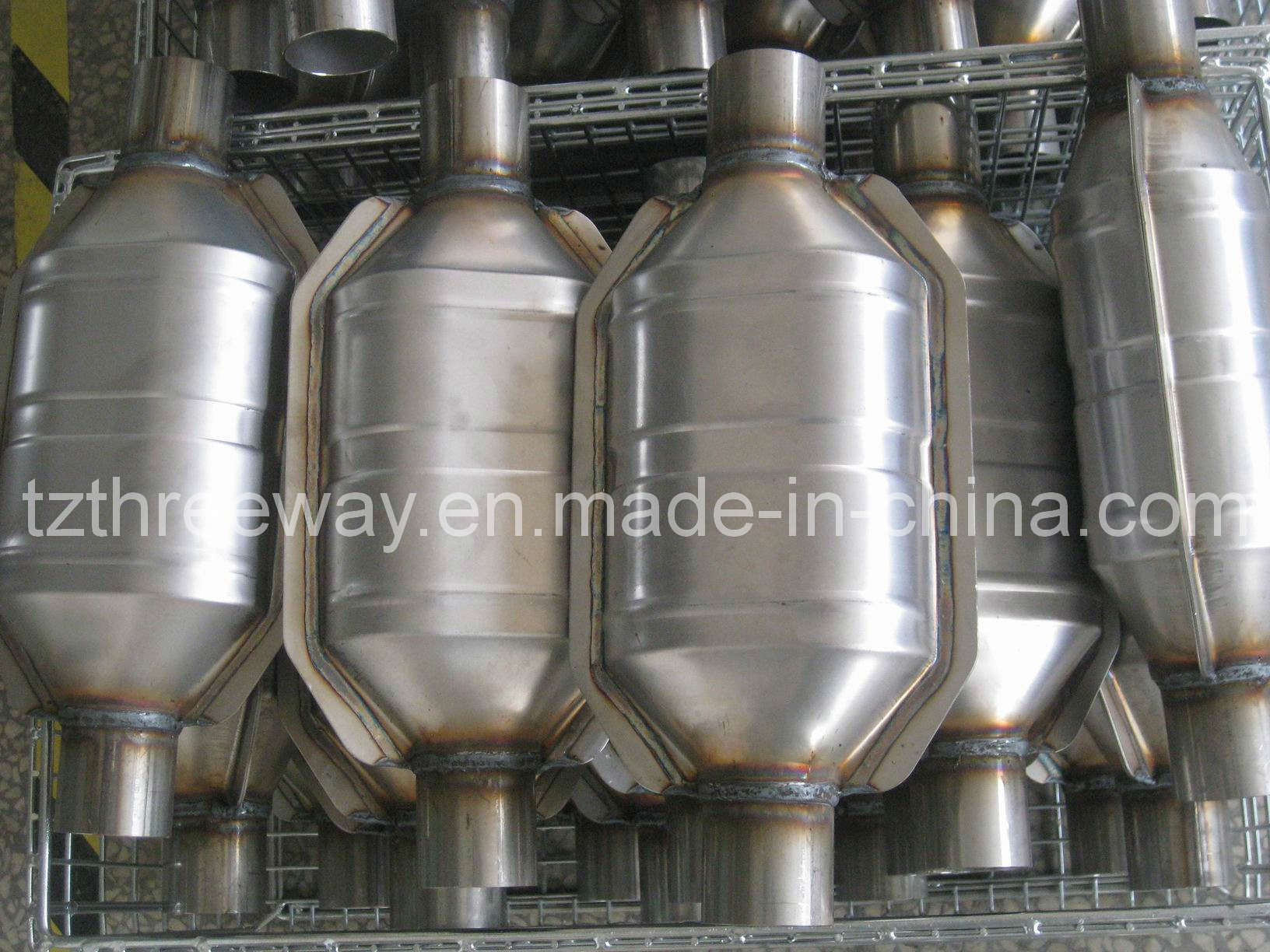 Ceramic Catalyst Converter (TWCAT028) - Euro2/Euro3/Euro4 Emission Norm