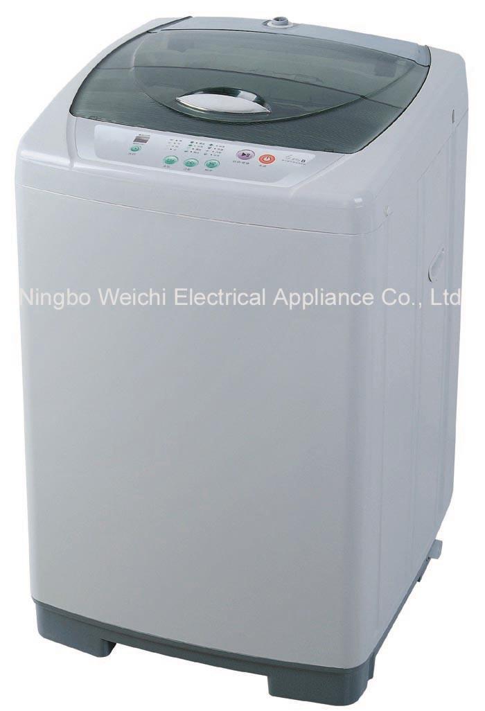 toploading washing machine