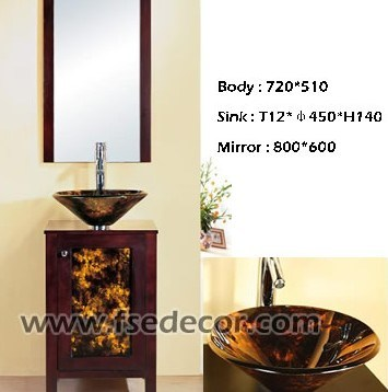 SMALL BATHROOM IDEAS - SINK CABINET - HOME RENOVATION - HOME