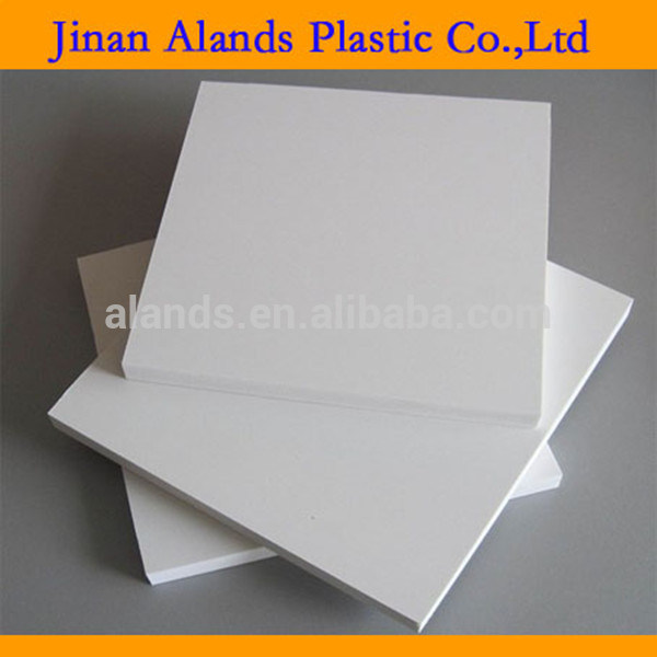 High Density PVC Rigid Celuka Foam Board for Kitchen Cabinets