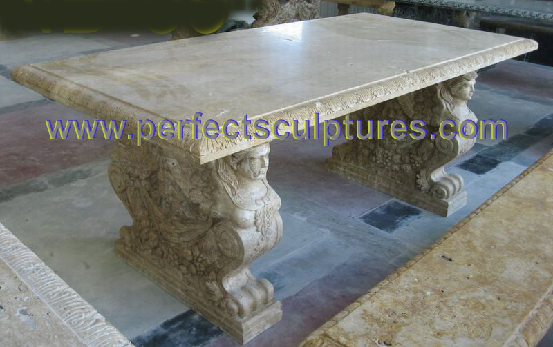 jardin stone marble table chair pour le jardin furniture qtb048 jardin stone marble table. Black Bedroom Furniture Sets. Home Design Ideas