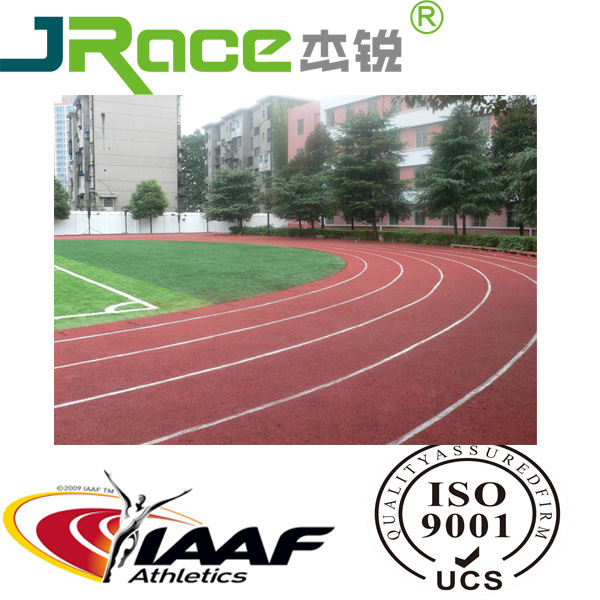 Environmental Health PU Athletic Rubber Running Track