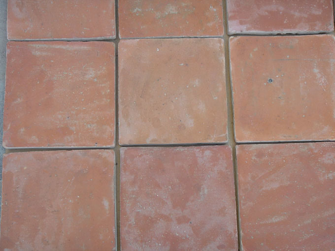 How To Paint Ceramic Tile Floor China Rustic Handmade Terracotta Tile (003) - China ...