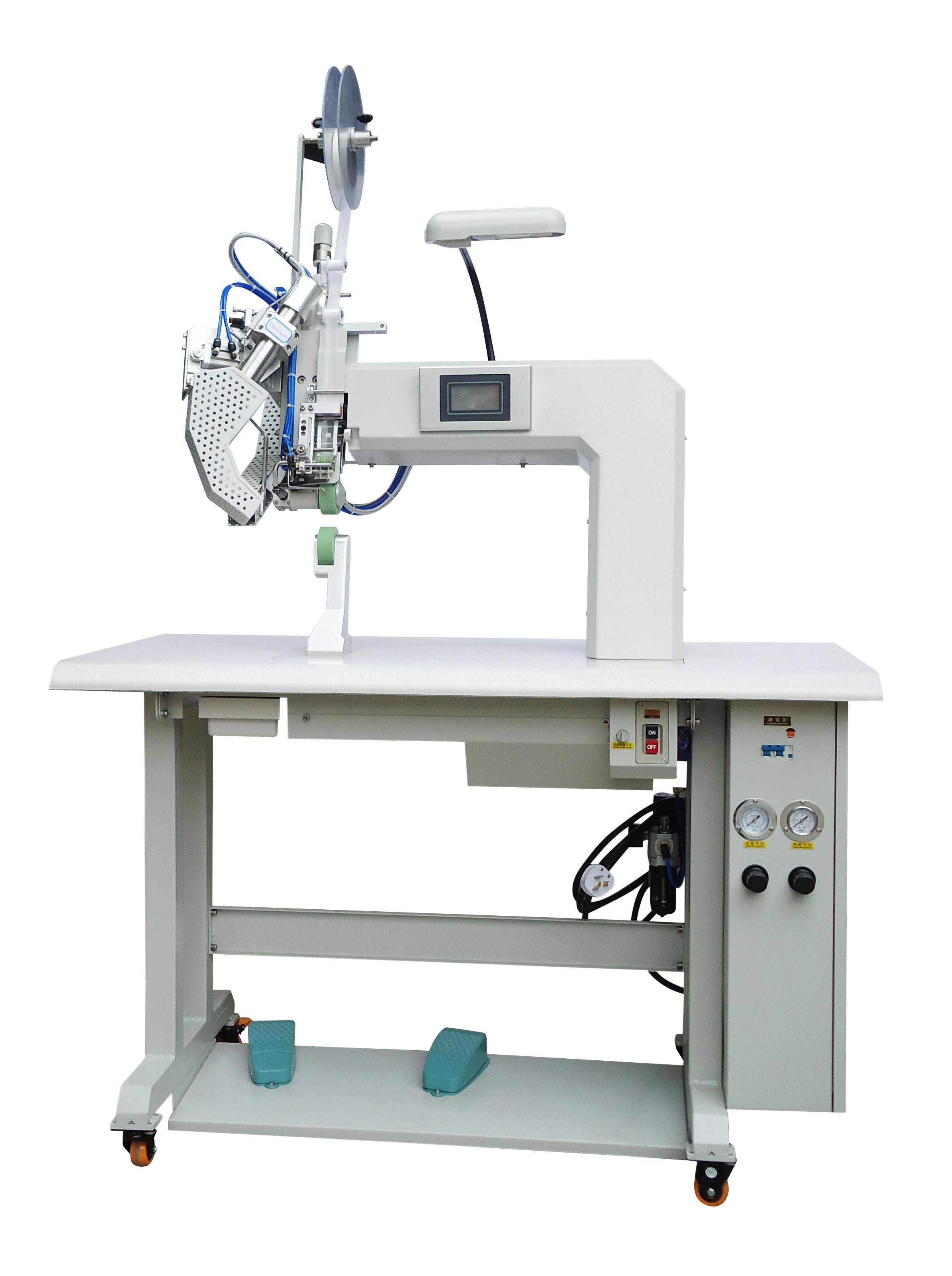 PU Hot Air Seam Sealing Machine