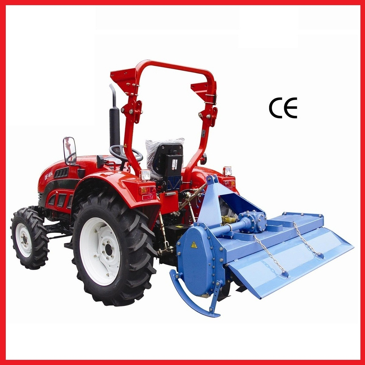 Farm Machinery, Equipment, Tractor Attachments & Implements