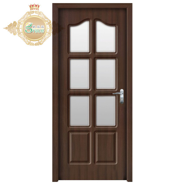 Wooden doors wooden doors design with glass for Wood door with glass