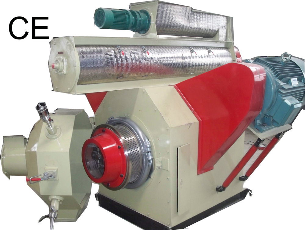 China wood pellet machine orb r