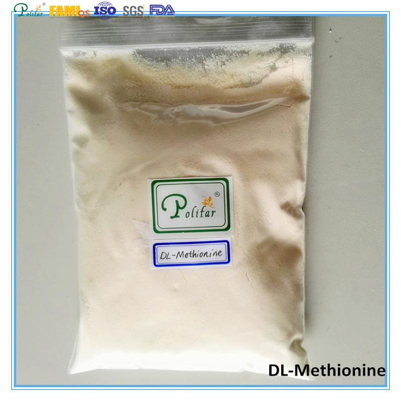 Dl-Methionine 99% Feed Grade