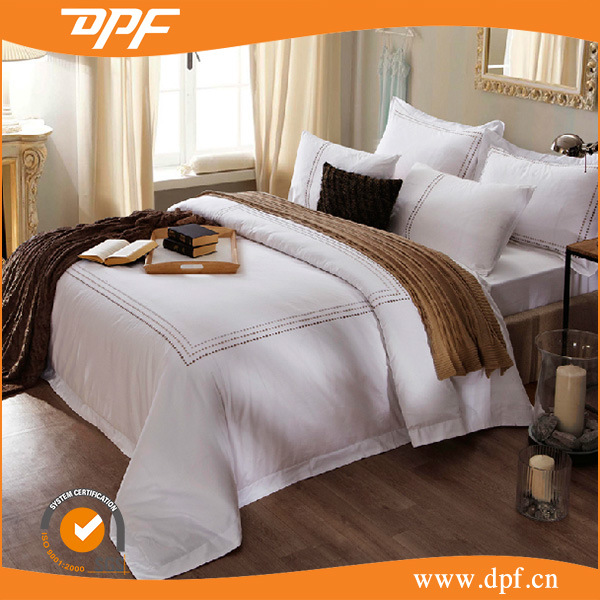 Hotel Standard Home Textiles in Pure Cotton Bed Linen (DPF1035)