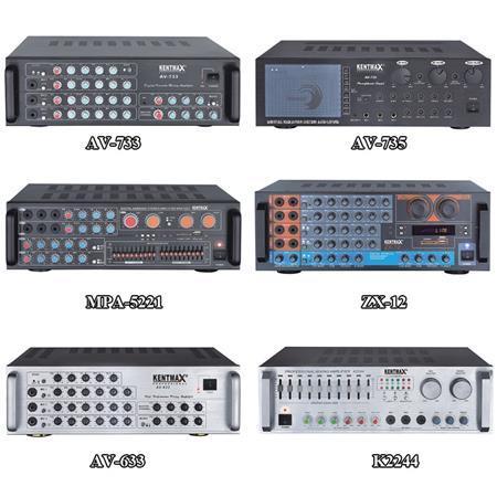Fashion Design 180watt Power Mixer Professional Amplifier